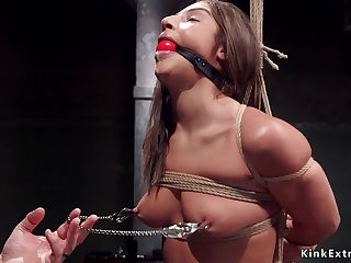 18Yo slave trainee is ass lose one's heart to fornicateed