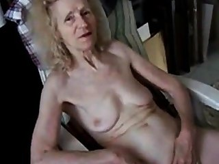 OLD BITCH   josee  real bawd housegirl  70 yrs