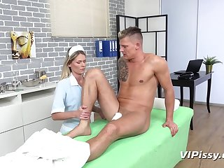ViPissy - Claudia Macc - Nurse In Action