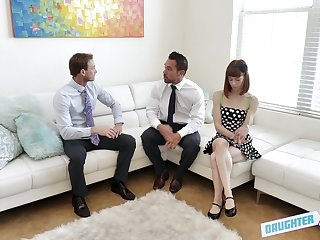 Submissive redhead explicit Gabriella Paltrova tied up and fucked